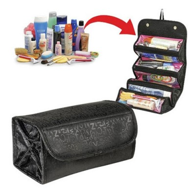 Roll Magic Roll Up Cosmetic Case-C: 0165