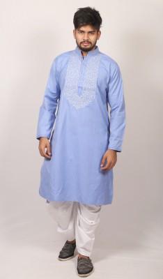 Men Indian cotton panjabi PJ-174