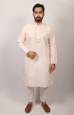 Men Indian Braso cotton panjabi PJ-180