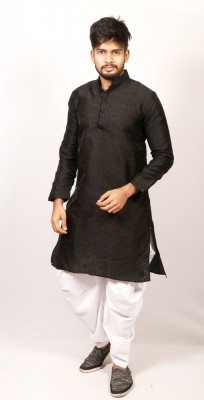 Men's Indian  kata cotton panjabi PJ-192