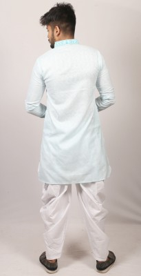 Men Indian Braso cotton panjabi PJ-193