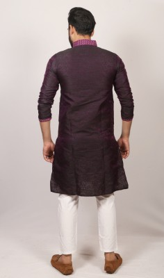 Men's Indian  kata cotton panjabi PJ-194