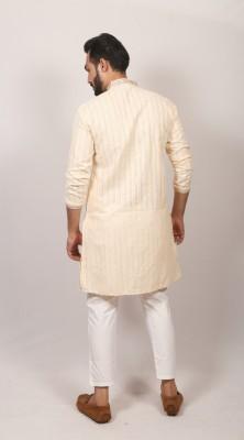 Men Indian cotton panjabi PJ-196