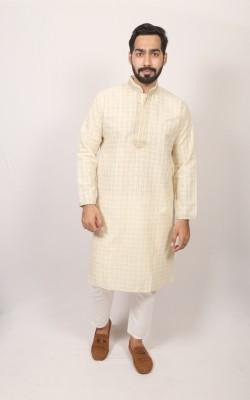 Men  Indian Braso cotton panjabi PJ-201