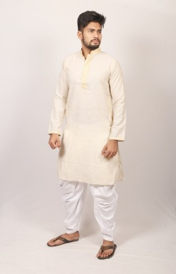 Men Indian Braso cotton panjabi	PJ-203