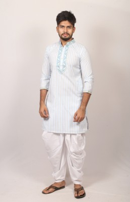 Men Braso cotton panjabi PJ-208