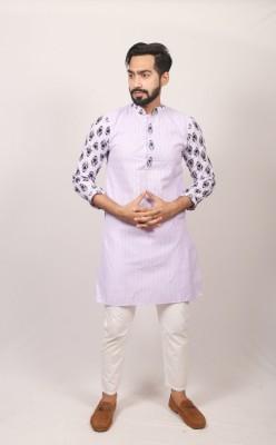 Men Braso cotton panjabi PJ-209