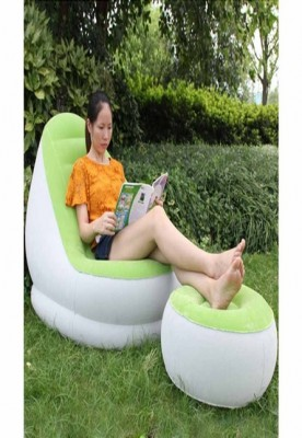 2 IN 1 inflatable sofa