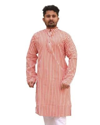 Men Cotton Punjabi P-004
