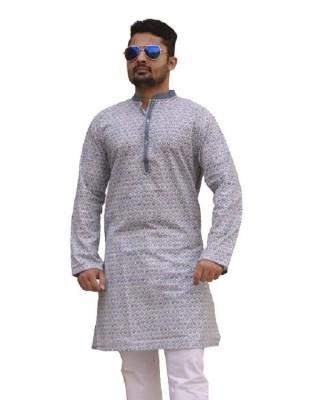 Men Cotton Punjabi P-005
