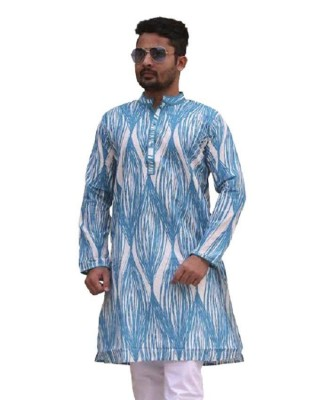 Men Cotton Punjabi P-006