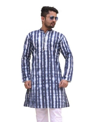 Men Cotton Punjabi P-007
