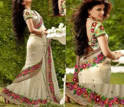 Indian Georgette Saree