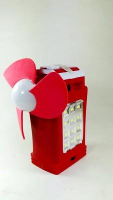 Rechargeable Lamp+Fan+Power Bank-C: 0174