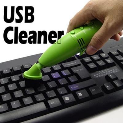 USB Vacuum Keyboard Cleaner-C: 0175