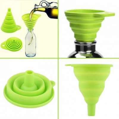 Foldable Silicone Funnel