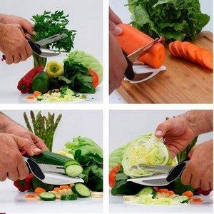 Smart Cutter 6 In 1 Knife Cutting Board