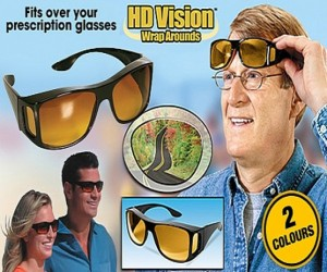 HD Night Vision Sunglass 1 Pcs-C: 0185