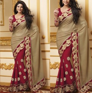 Weight Less Georgette saree SS-236