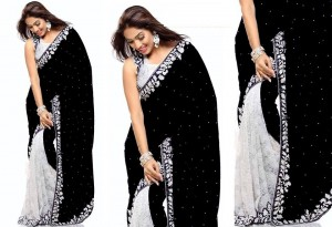 Weight Less Georgette saree SS-229