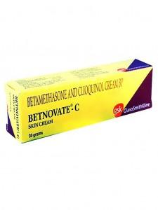 Betnovate C Skin Cream 30g