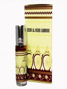 Dehn Al Oudh Alcohol free Attar 6ml by Farhan Perfumes
