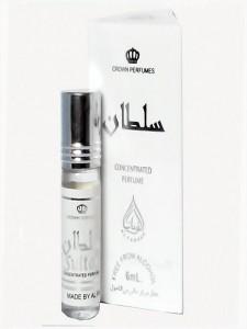 Sultan Alcohol free Attar 6ml by Farhan Perfumes