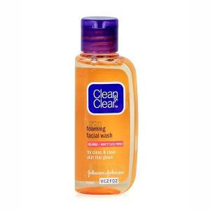 Clean Clear Foaming Facial Wash 100ml