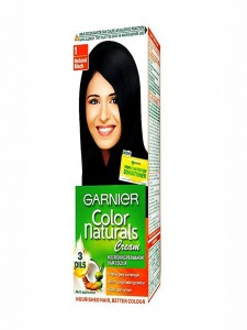 Garnier Color Naturals Black Cream 1 – 24ml+16gm