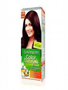 Garnier Color Naturals Burgundy Cream 3.16 – 24ml+16gm