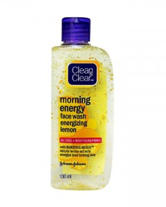 Clean Clear Morning Energy-Lemon Face Wash 100ml