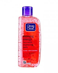 Clean Clear Morning Energy-Berry Face Wash 100ml