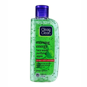 Clean Clear Morning Energy-Apple Face Wash 100ml