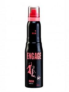 ENGAGE Rush Body Spray 165ml