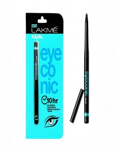 LAKME Eyeconic Kajal for Women – Black