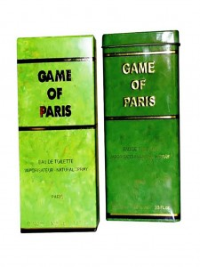 GAME OF PARIS Eau De Toilette Perfume – 100ml