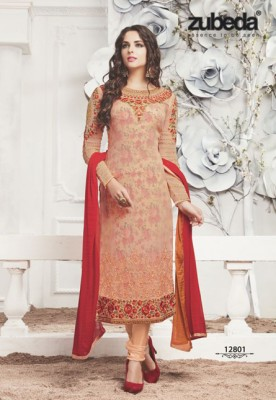 Zubeda Volume ~ 28 by Designer Salwar Suits (ZV 12801)