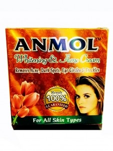 Anmol Whitening Acne Cream, 40g