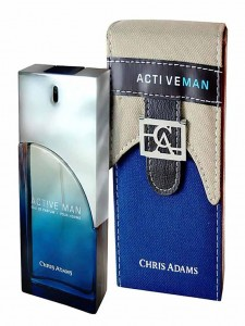 Chris Adams Active Man Perfume 100ml