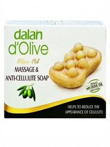 Dalan d'Olive Massage Anti-cellulite Soap 150gm