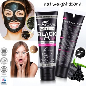 MYCARE White Black Mask Original