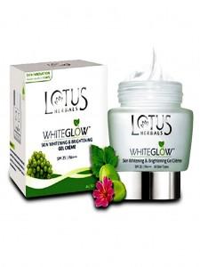 Lotus Herbals White Glow Gel Creme (Day) – 60gm