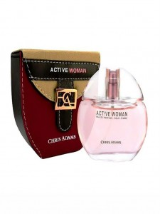 Chris Adams Active Women Perfume 80ml