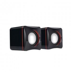 Mini Speakers For Laptop PC – Black