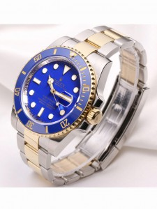 Rolex Submariner 116613LB Wrist Watch for Men Ceramic Blue