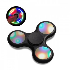 LED Fidget Spinner Multi Colour
