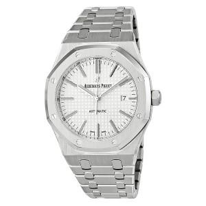 Audemars Piguet Royal Oak Selfwinding Silver White Watch
