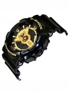 Casio Men's GA110GB-1A G Shock Limited Edition Analog Digital Black Watch