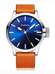CURREN 8208 Casual Men Quartz Watch – Blue