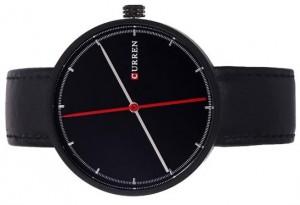 Curren 8223 Two Hands Wrist Watch